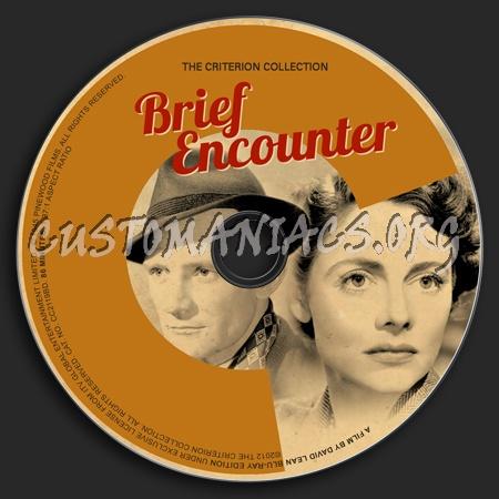 076 - Brief Encounter dvd label