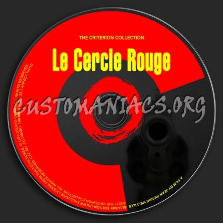 218 - Le Cercle Rouge dvd label