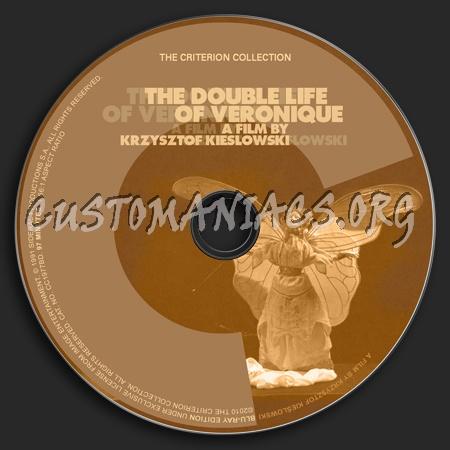 359 - Double Life Of Véronique dvd label