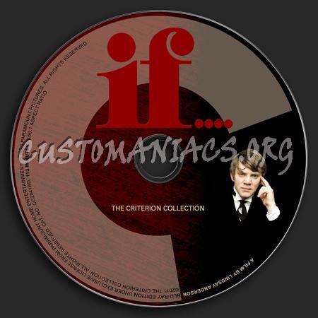 391 - If.... dvd label