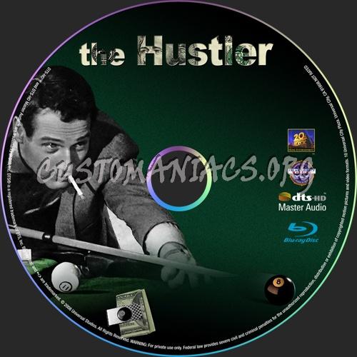 The the hustler blu ray