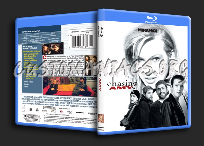 Chasing Amy blu-ray cover