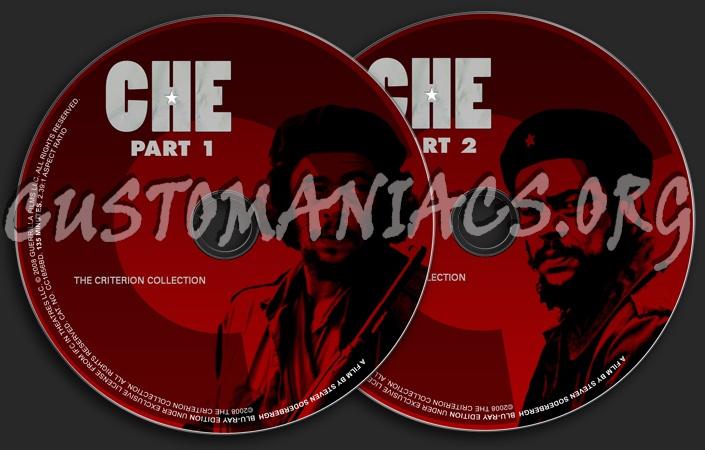 496 - Che dvd label
