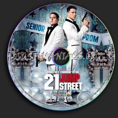 jump street dvd label share this link 21 jump street