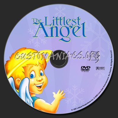 4915 posts the littlest angel dvd label the littlest angel