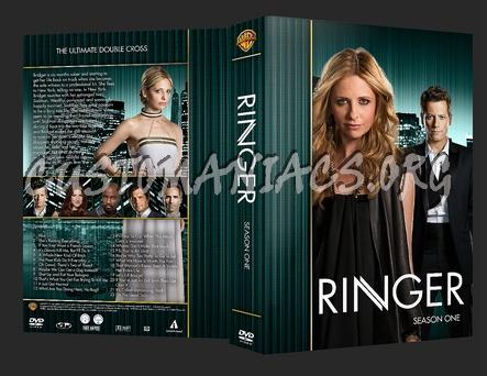 Ringer dvd cover