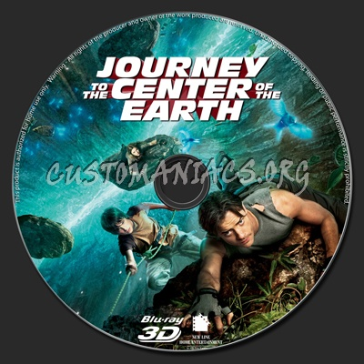 Centre 3d free to the of download earth the journey