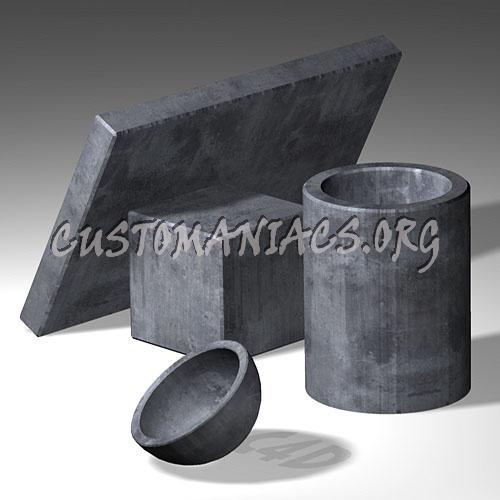 C4D - Lead Texture