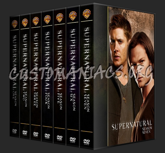 Supernatural - TV Collection