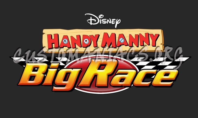 Handy Manny Big Race