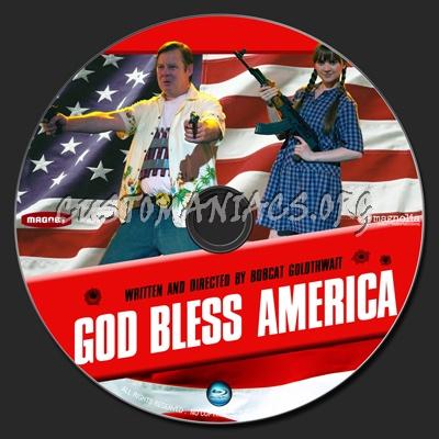 Dvd God Bless America God Bless America Blu-ray