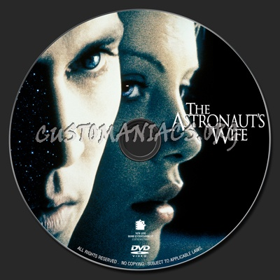 The Astronaut's Wife dvd label - DVD Covers & Labels by ...