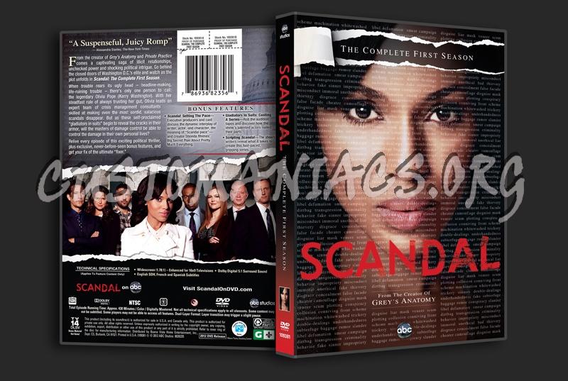 season 1 dvd cover share this link scandal season 1