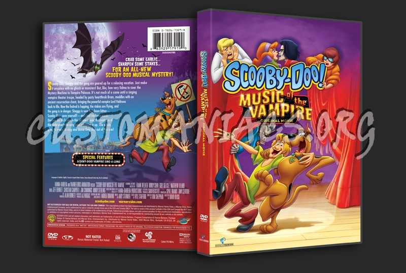 scooby doo and the music of the vampire full movie