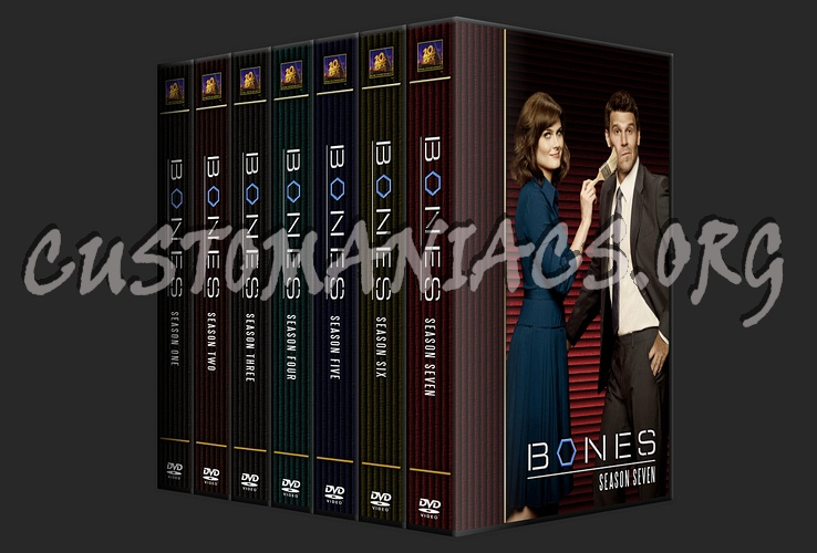 Bones - TV Collection