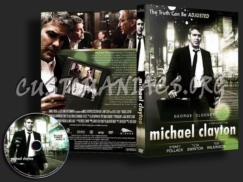 Michael Clayton dvd cover