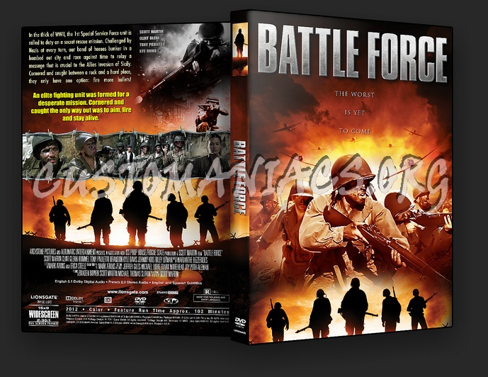 battle force issafe 1