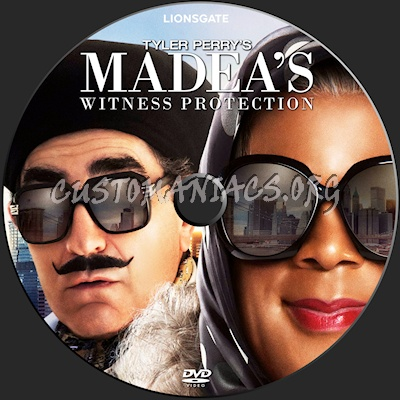 madeas witness protection dvd cover - photo #23
