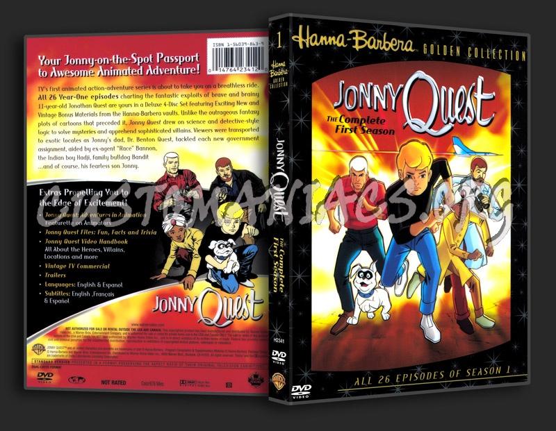 jonny quest episodes full season 1