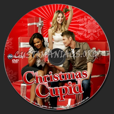 Christmas Cupid.Christmas Cupid Dvd Label Dvd Covers Labels By
