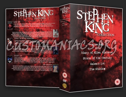 Stephen King Collection dvd cover