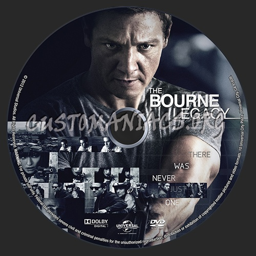 The Bourne Legacy Dvd Cover