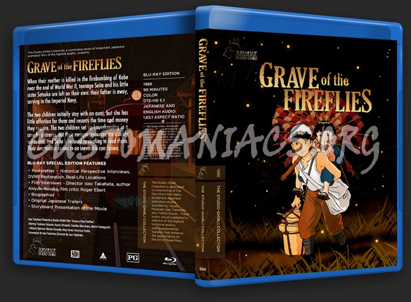 grave of the fireflies full movie english dubbed download