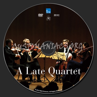 A Late Quartet dvd label - DVD Covers & Labels by ...