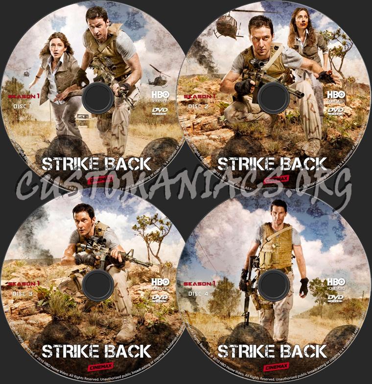 strike back series 1 download