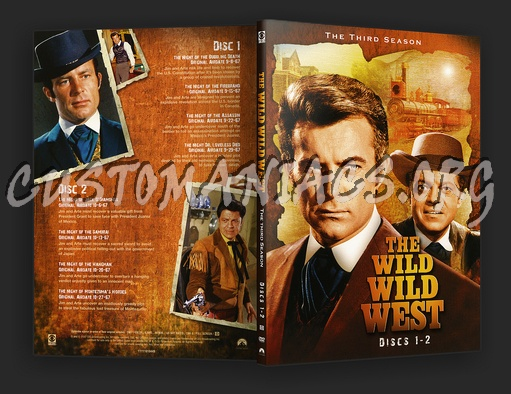 The Wild Wild West Season 3
