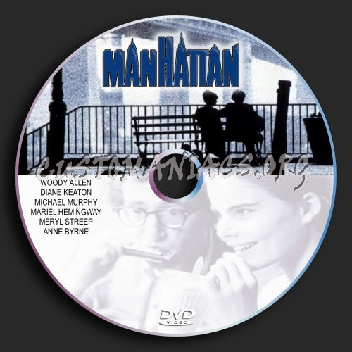 manhattan dvd  Manhattan dvd label - DVD Covers & Labels by Customaniacs, id: 30869 ...