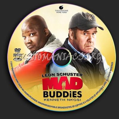 Mad Buddies Pictures Mad Buddies Dvd Label