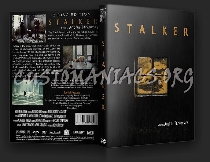 Stalker dvd cover