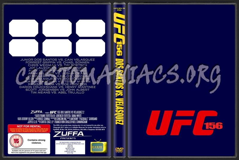 php forum templates free download - ufc template dvd label dvd covers labels by
