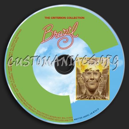 051 - Brazil dvd label