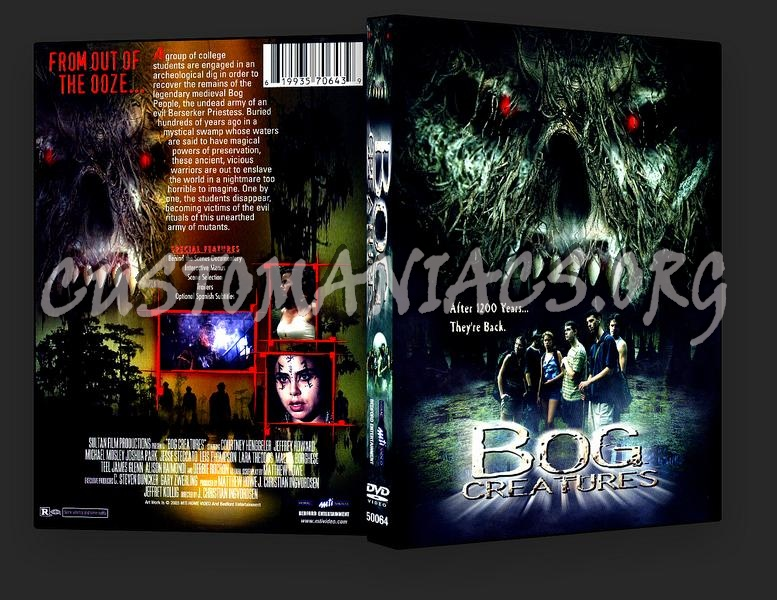 Bog Creatures dvd cover