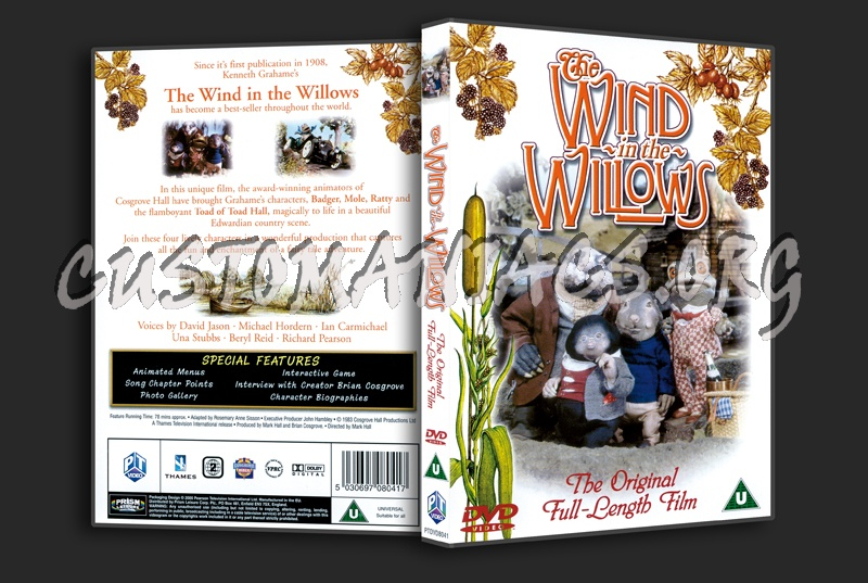 characterization in wind and the willows essay Looking to develop content-rich lessons or extend instruction find hundreds of core knowledge lesson plans (preschool-8) created for teachers by teachers.