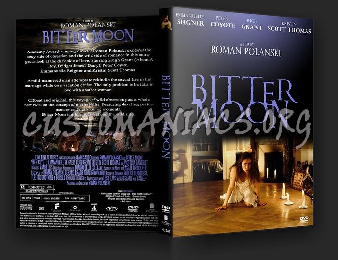 Bitter Moon dvd cover