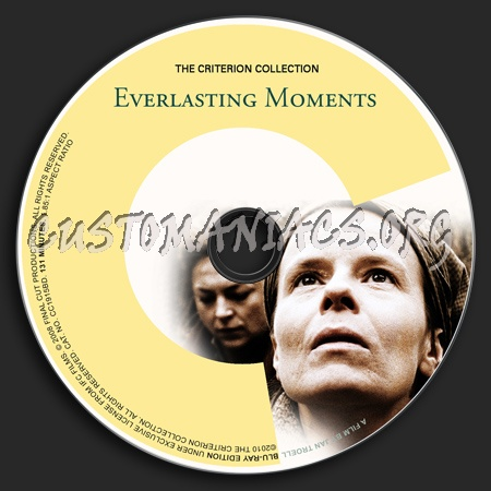 520 - Everlasting Moments dvd label