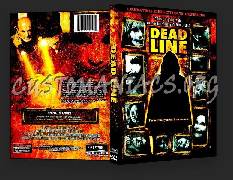 Dead Line dvd cover