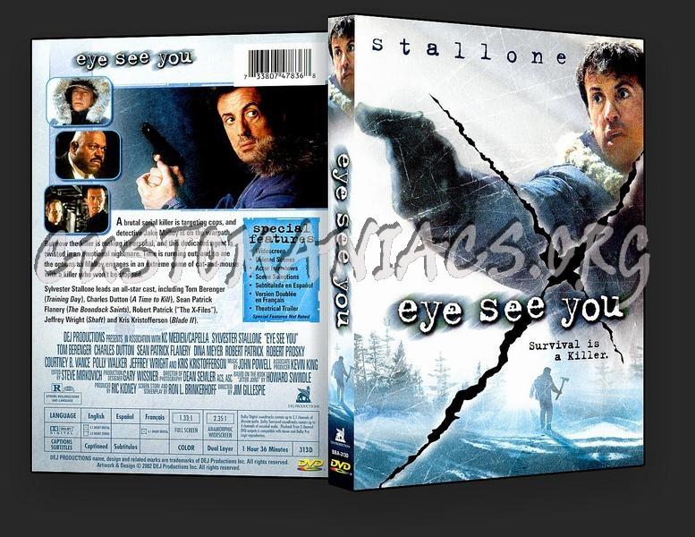 Eye See You dvd cover