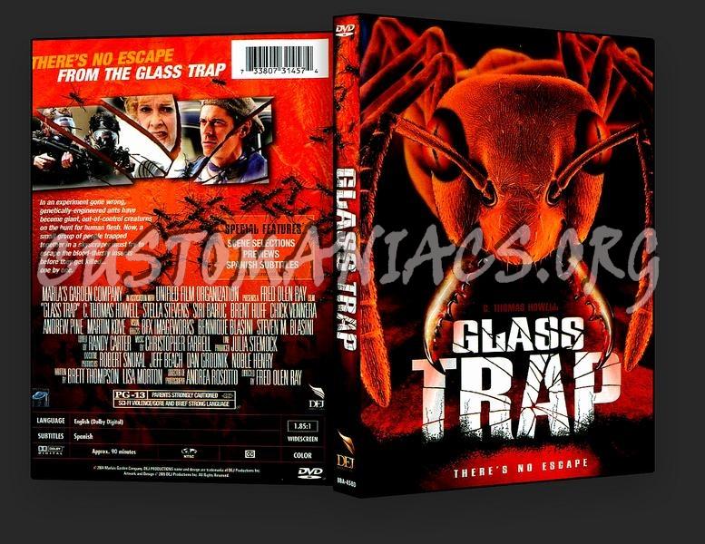 Glass Trap dvd cover