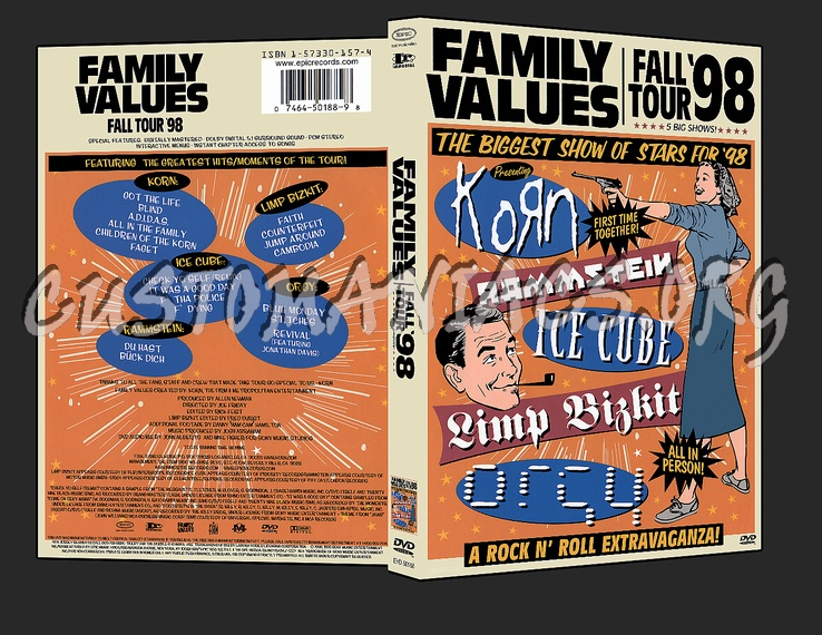Family Values Cover Family Values 98 Скачать