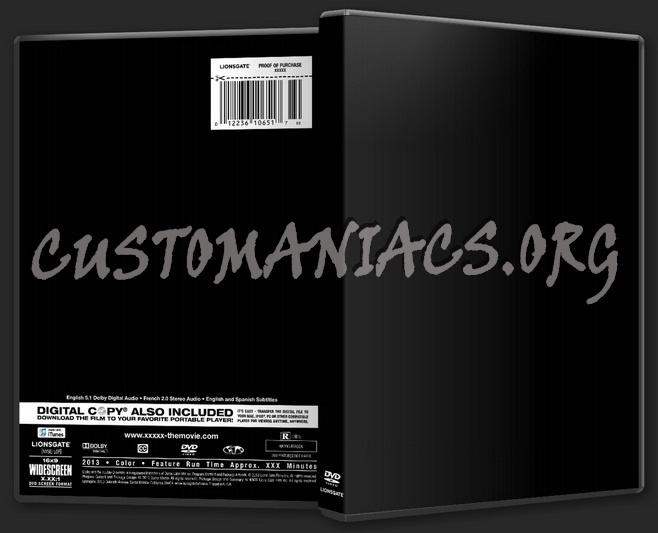 Lionsgate DVD Templates 2013 dvd label