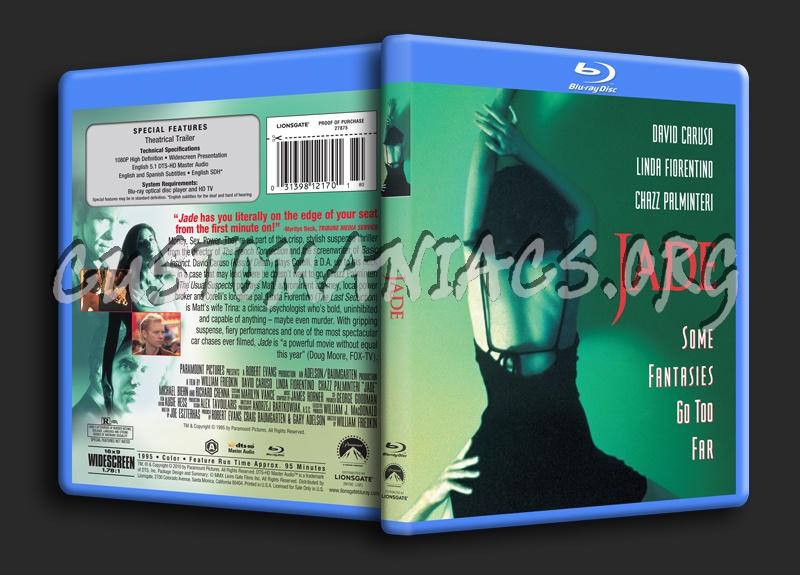 Jade blu-ray cover
