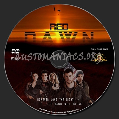 red dawn free download