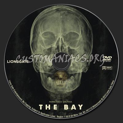 The Bay dvd label