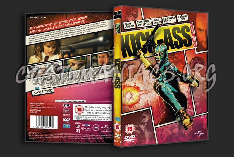 Agree, kick ass 35 dvd whom