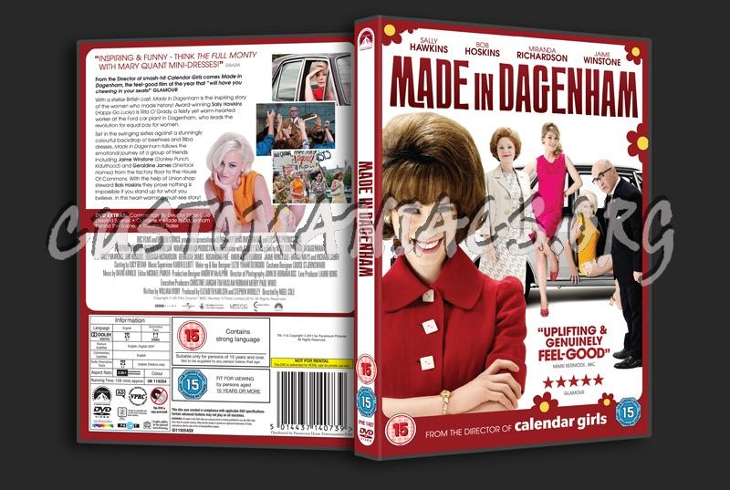 Made in Dagenham dvd cover