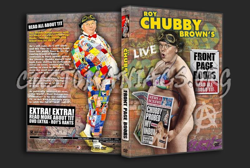 Roy chubby brown dvd